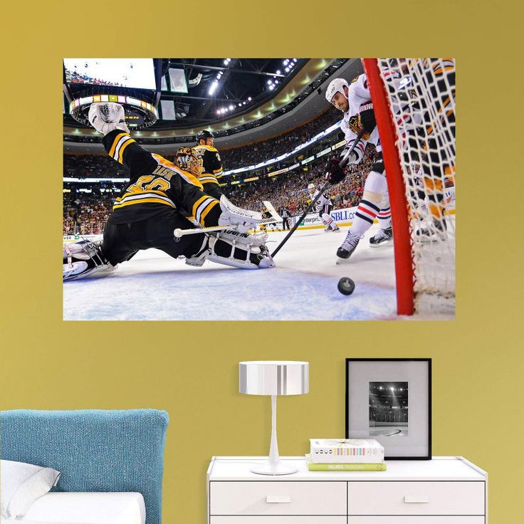 Fathead NHL Dave Bolland 2013 Stanley Cup Winning Goal Wall Mural - 71-71381