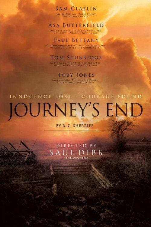 Journey's End 2017 full Movie HD Free Download DVDrip