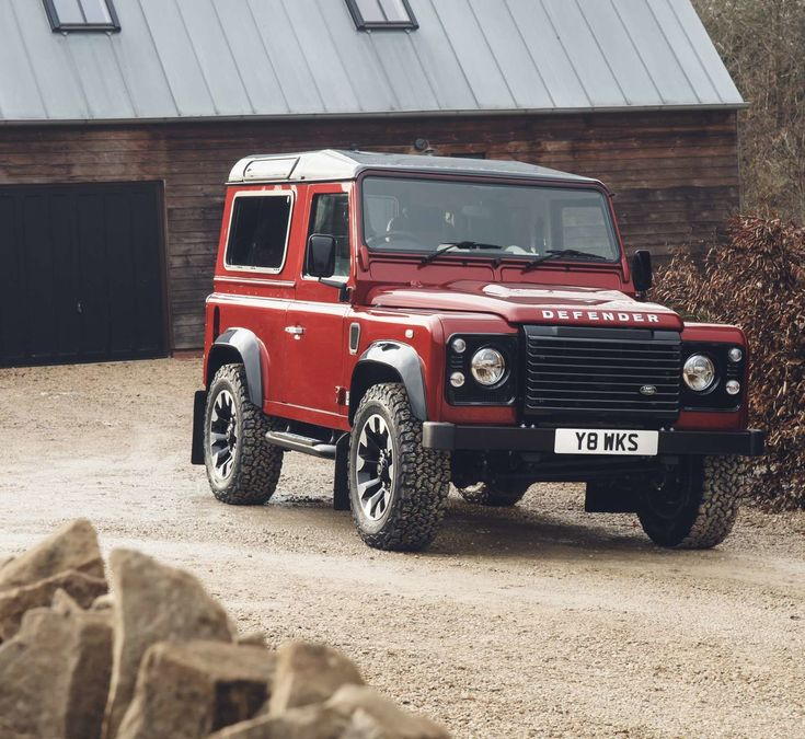 Land Rover Defender 70th Edition