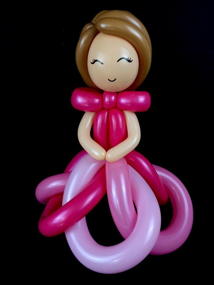 Princess Balloon - Balloon Twisting