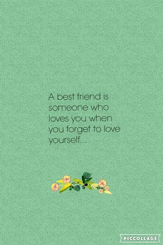 A best friend is .....