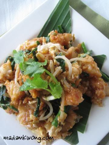 » Fried Radish Cake recipe Madam Kwong's Kitchen