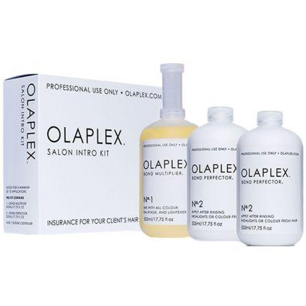 Acheter Kit Salon intro Olaplex de Olaplex dans nutritive au meilleur prix - Livraison en 48H et OFFERTE à partir de 39 € - Peyrouse Hair Shop boutique en ligne