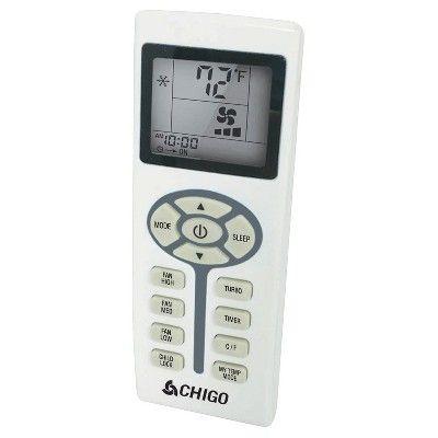 Chigo - 10000 Btu Portable Air Conditioner, White