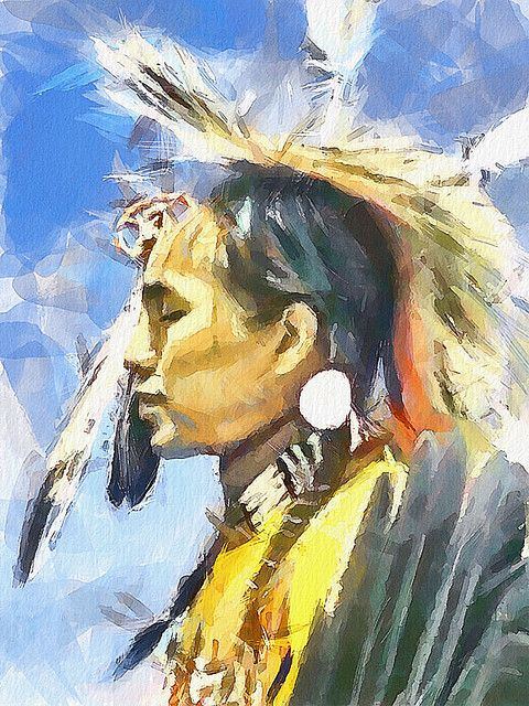 Native american by piker77, via Flickr