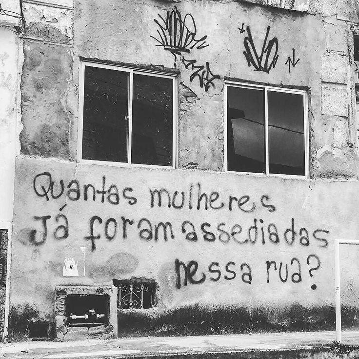 Em Vitória, ES (Fonte: Olhe os muros)