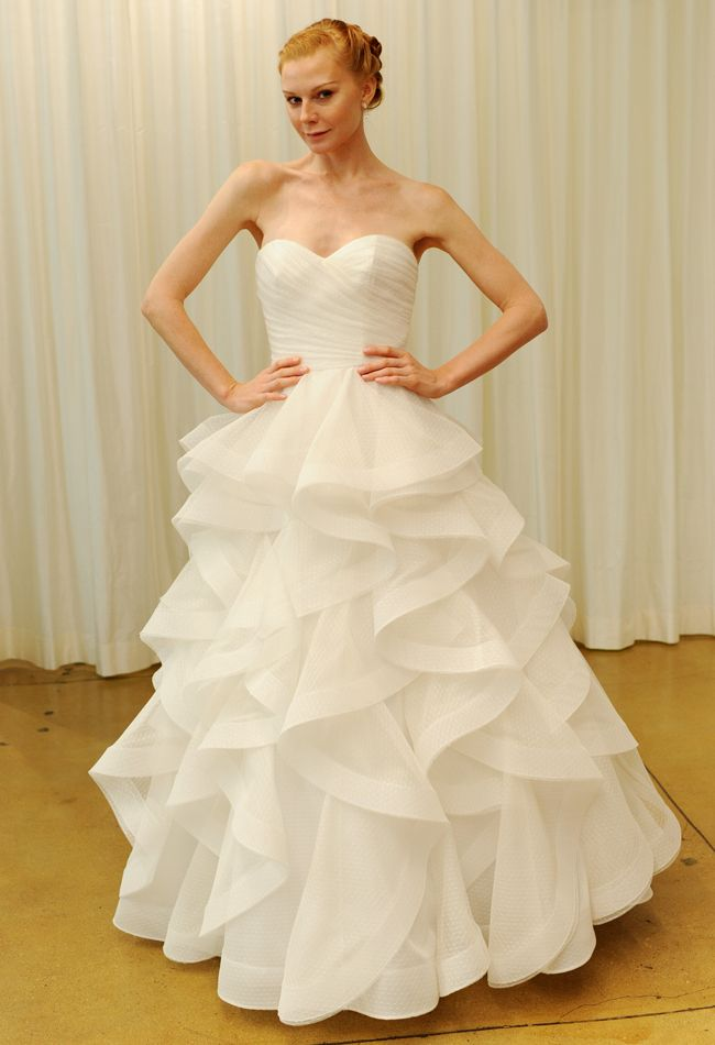 Judd Waddell Spring 2014 Wedding Dresses | Click through for collection