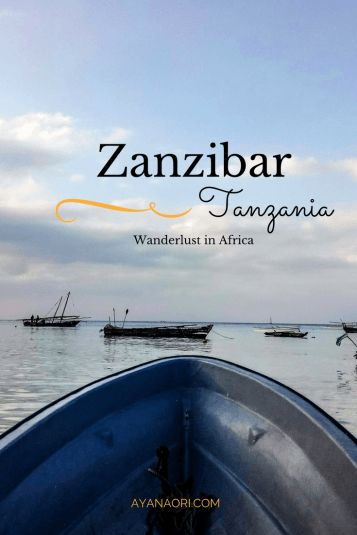 Discover Zanzibar! the spice island and its beautiful white sand beaches!