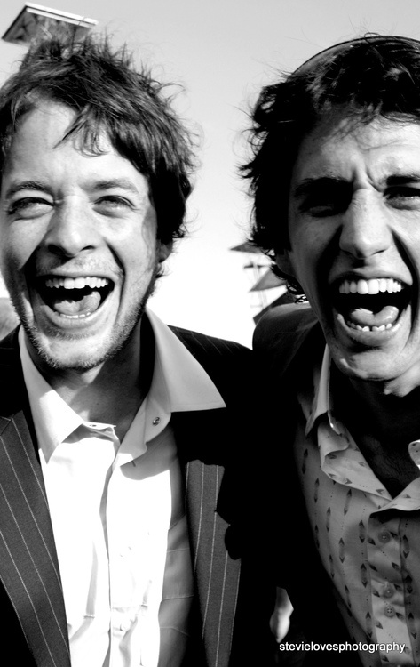 Hamish and Andy!  How I can love two people I've never met so much, I will never know.