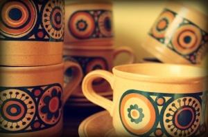Kiln Craft Cups & Saucers