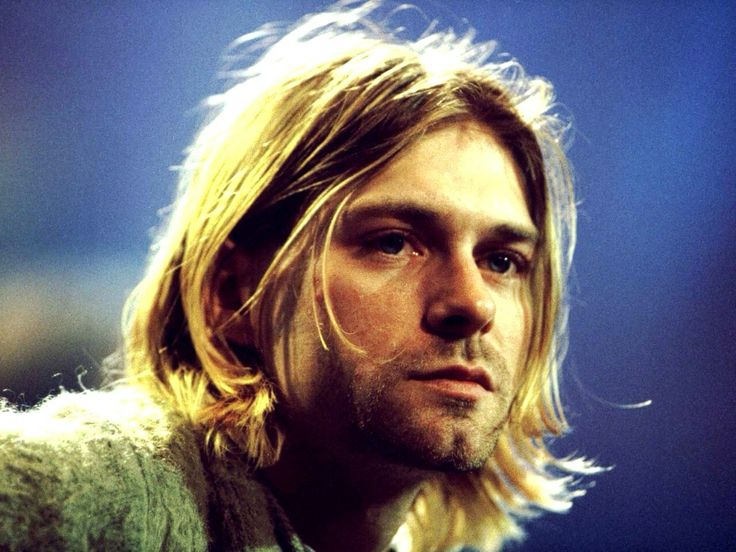 Kurt Cobain's death date today 20 years so so sad