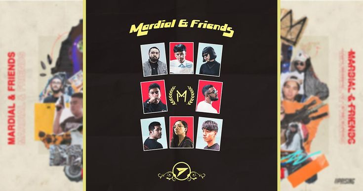 Album EP Mardial & Friends, Penuh Kejutan Yang Bikin Sesak Napas