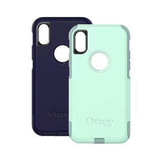 iPhone X Otterbox Commuter Series case