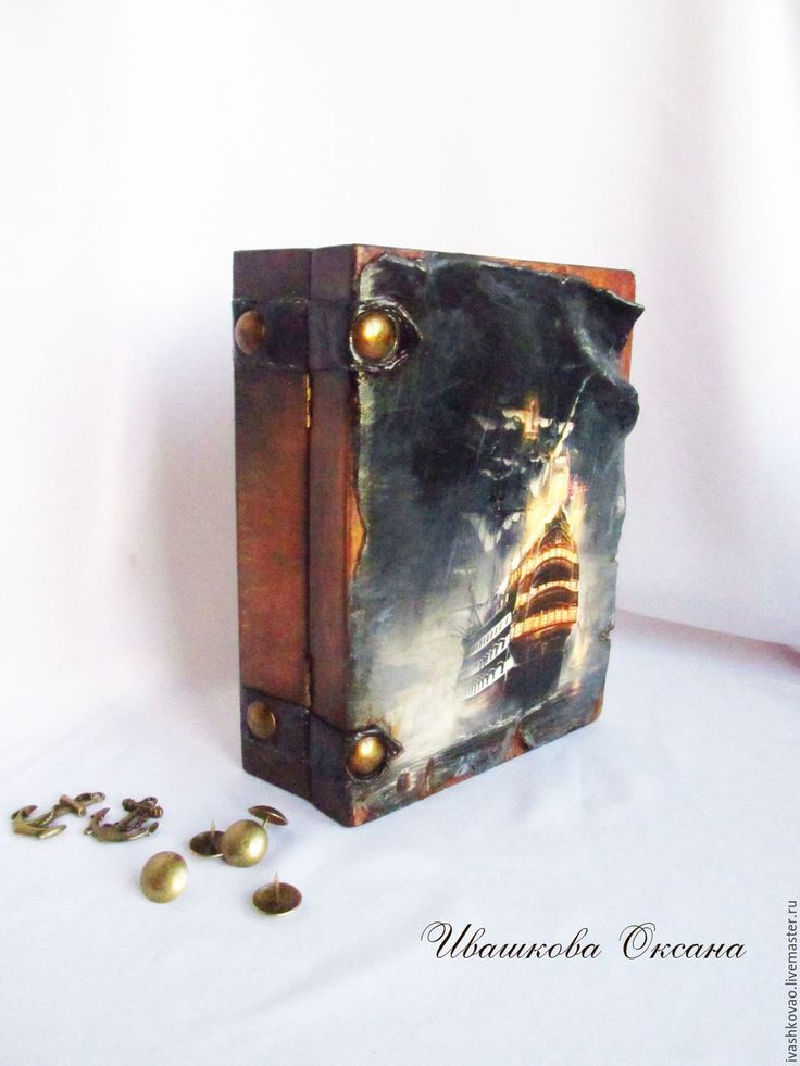 Buy The box-book of the flying Dutchman - box, for men