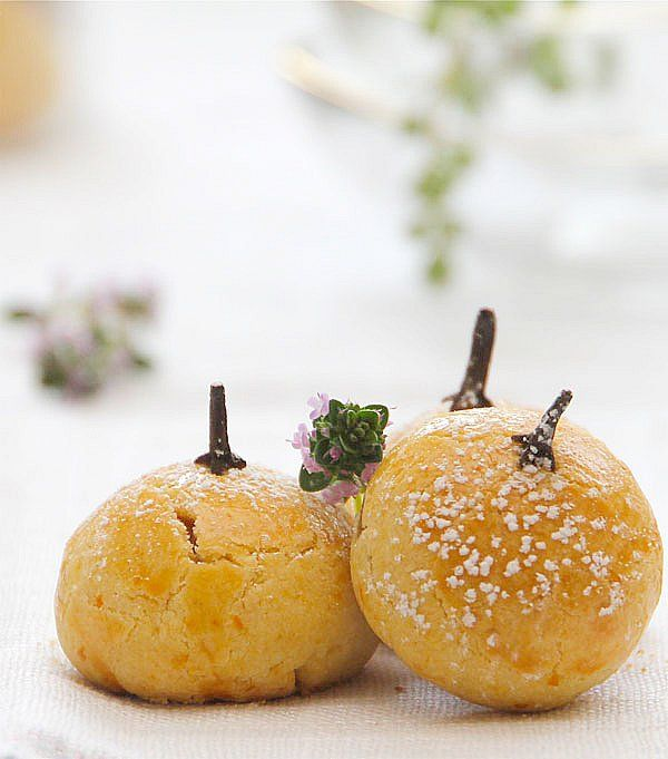 Kue Nastar, Indonesian Pineapple Cookies