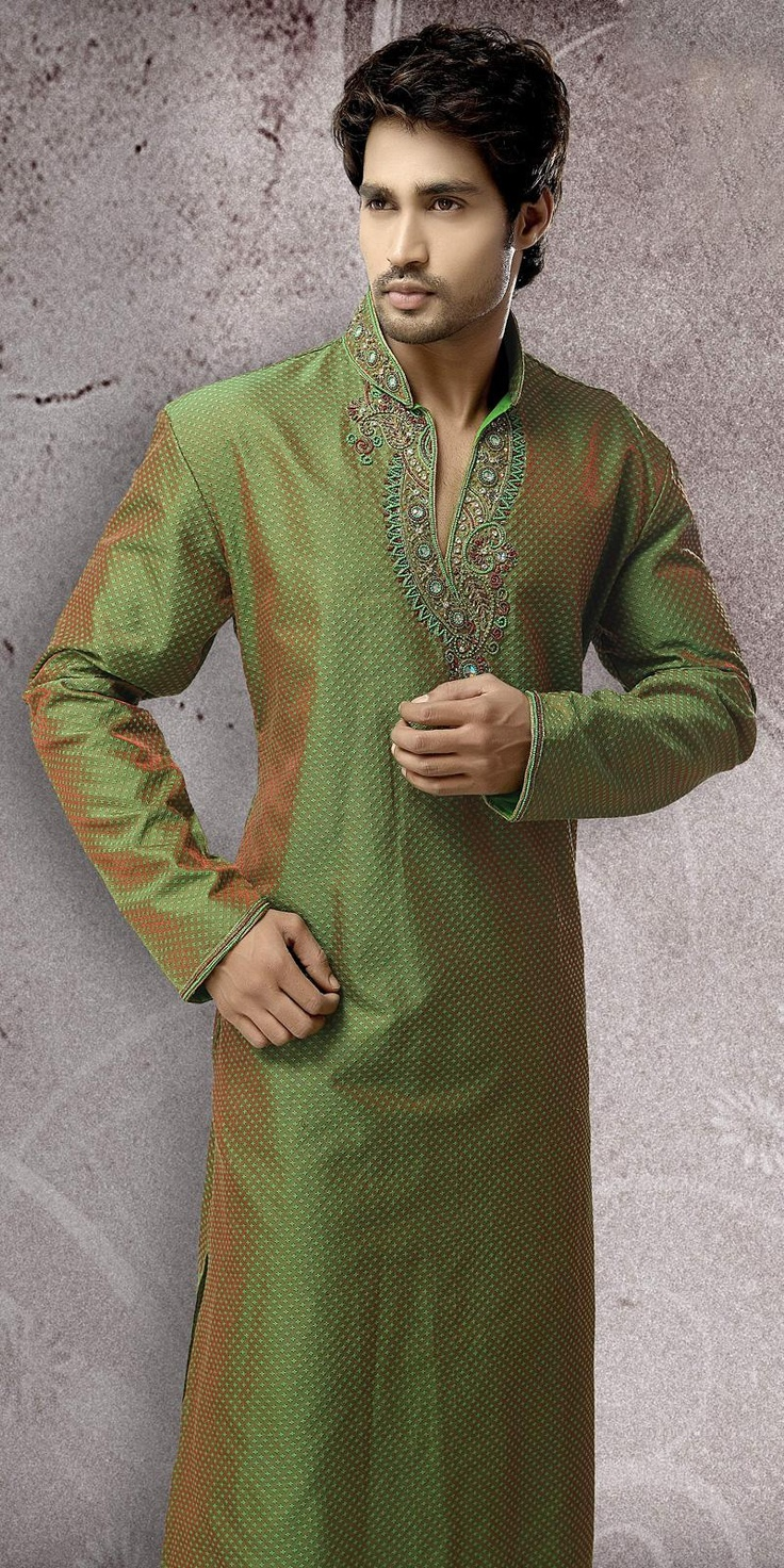 Daily Deals – Deal of Today (April 16, 2012) | Olive Green Kurta Pajama with Light Embroidery  |  Buy this product today only and get heavy discount of 20% on MRP.  |  MRP – $88.00 (20% Off)  |  Deal Price – $71.11  |  Hurry Up!!! Order Now… Deal is only for today! http://goodbells.com/mens-kurtas/olive-green-kurta-pajama-with-light-embroidery.html