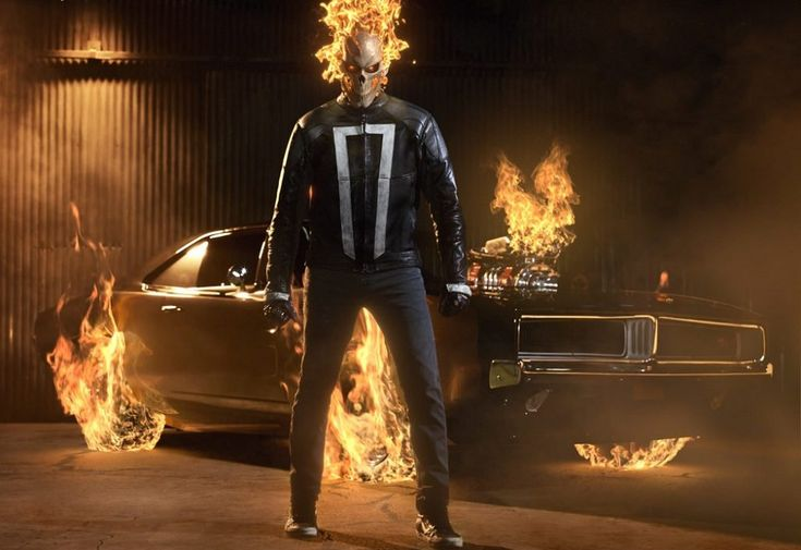 Robbie Reyes Could be THE MCU Ghost Rider - https://movietvtechgeeks.com/robbie-reyes-mcu-ghost-rider/-Yes. This author is attached to Ghost Rider much like others are to Superman or Batman. The Ghost Rider in Marvel's Agents of SHIELD was amazing. There is, however, one major concern when we see the trailer