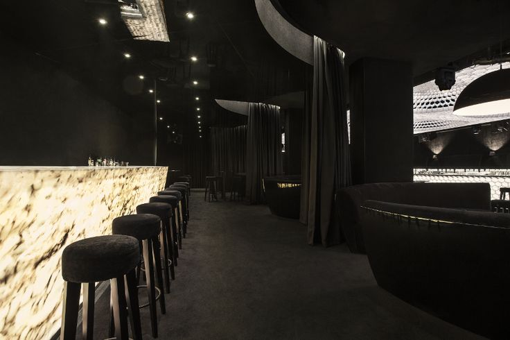 PM: Club, Studio Mode - Restaurant & Bar Design