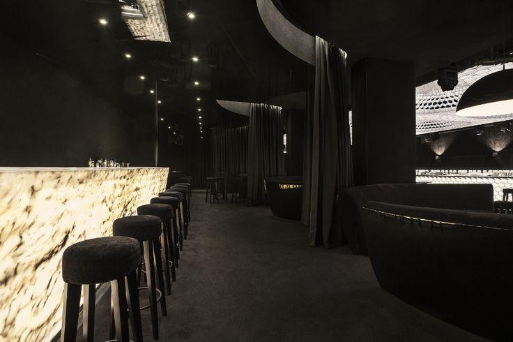 PM: Club, Studio Mode - Restaurant & Bar Design