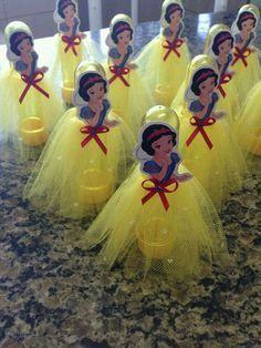 BOMBONIERA COMPLEANNO - da aggiungere confetti o caramelle gialle