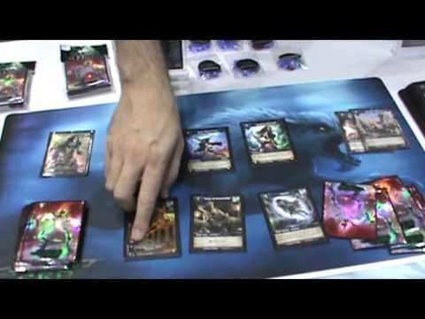 Shadow Era's creator talks to Dwarven Tavern at Gen Con 2014  #shadowera #cardgame #tcg #ccg #gencon #genconindy #gencon2014