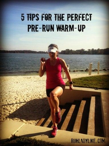 How to Properly Warm Up Before Running