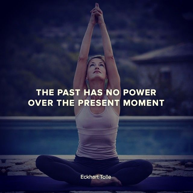 Live purely in the present moment. Let go of what doesn't suit you & love what you have #TheYogaBox #YogiQuotes