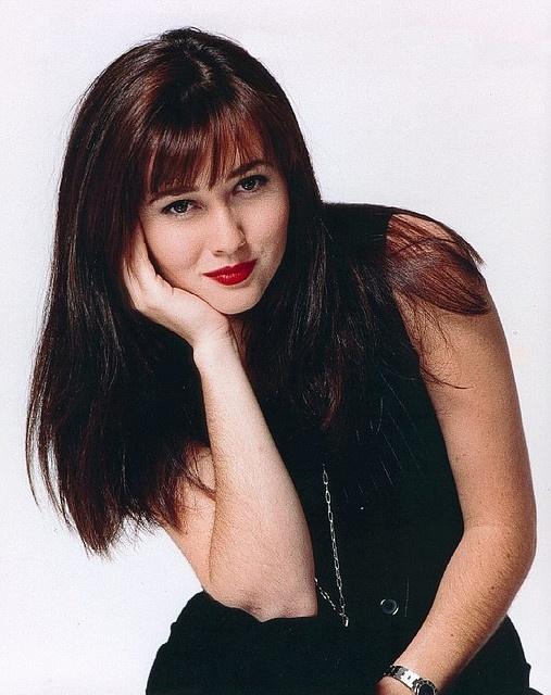 Shannen Doherty as Brenda Walsh