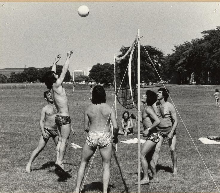 1975 Social verksamhet Ribersborg Baltic Club Malmö