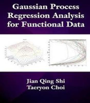 Gaussian Process Regression Analysis For Functional Data PDF
