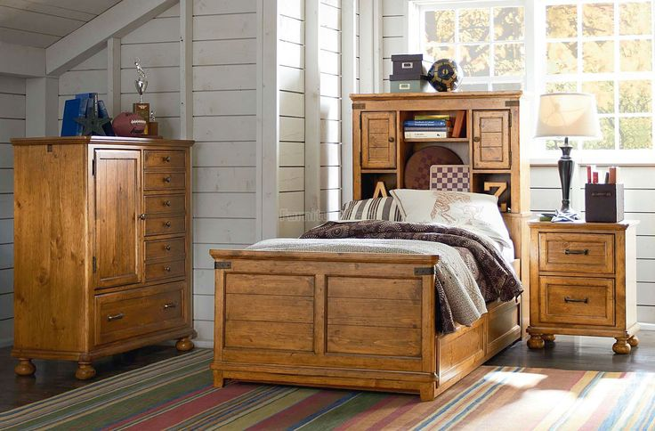 Bryce Canyon Bookcase Bedroom Set Legacy Classic Kids | Furniture Cart