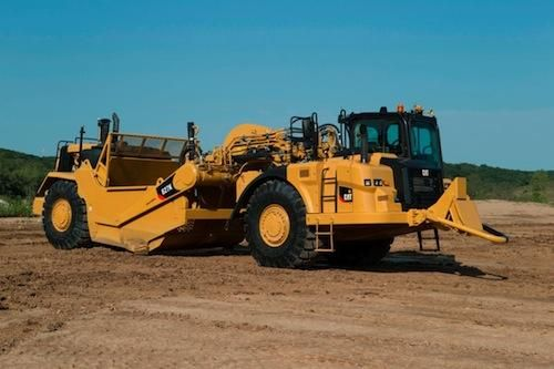 Caterpillar Produces 75,000th Wheel Tractor-Scraper | Construction Equipment.From 1941 from the ...