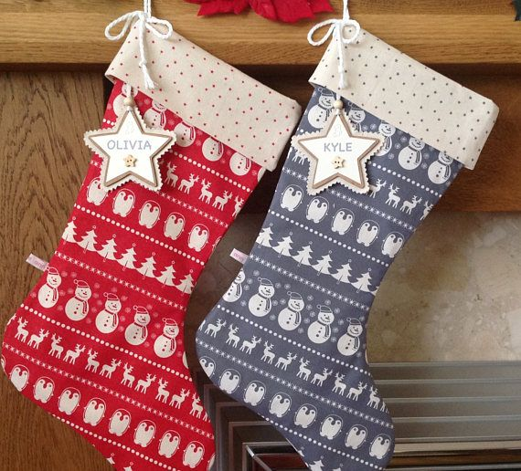 Media+de+la+Navidad+escandinava,+media+personalizada+de+la+Navidad.+Media+de+la+Navidad+de+lujo
