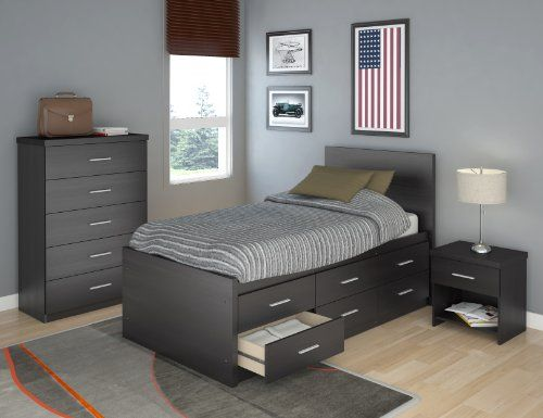 Sonax 3s 101 Lwb Single Captain S Storage 4 Piece Bed Set With Flat