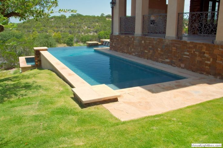 19 Best Pool Images On Pinterest Outdoor Spaces