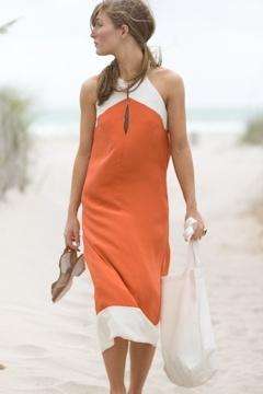 beach wedding guest dress.