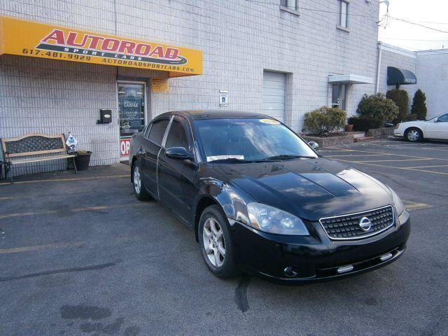 2006 Nissan Altima, 97,695 miles, $7,888.