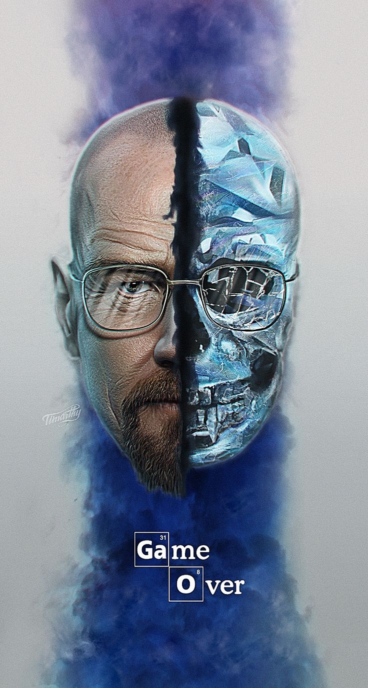 Breaking Bad! Game Over! Get it for your iPhone