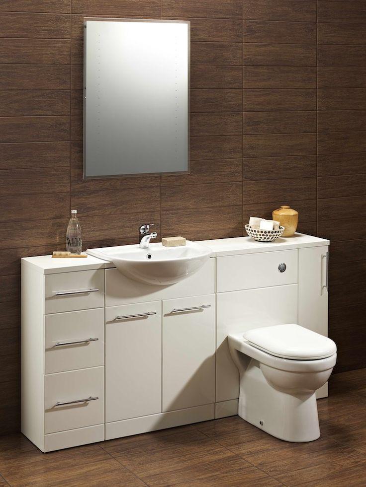 Best 25 Fitted bathroom furniture ideas on Pinterest Beige