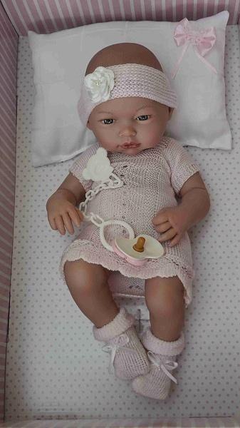 Realistické miminko - holčička Bětuška od firmy Guca ze Španělska