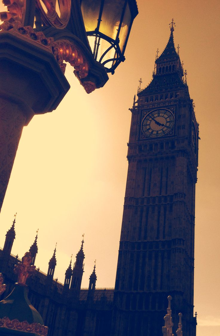 Big Ben for Chime Time. #PalaceOfWestminster #HousesOfParliament #London