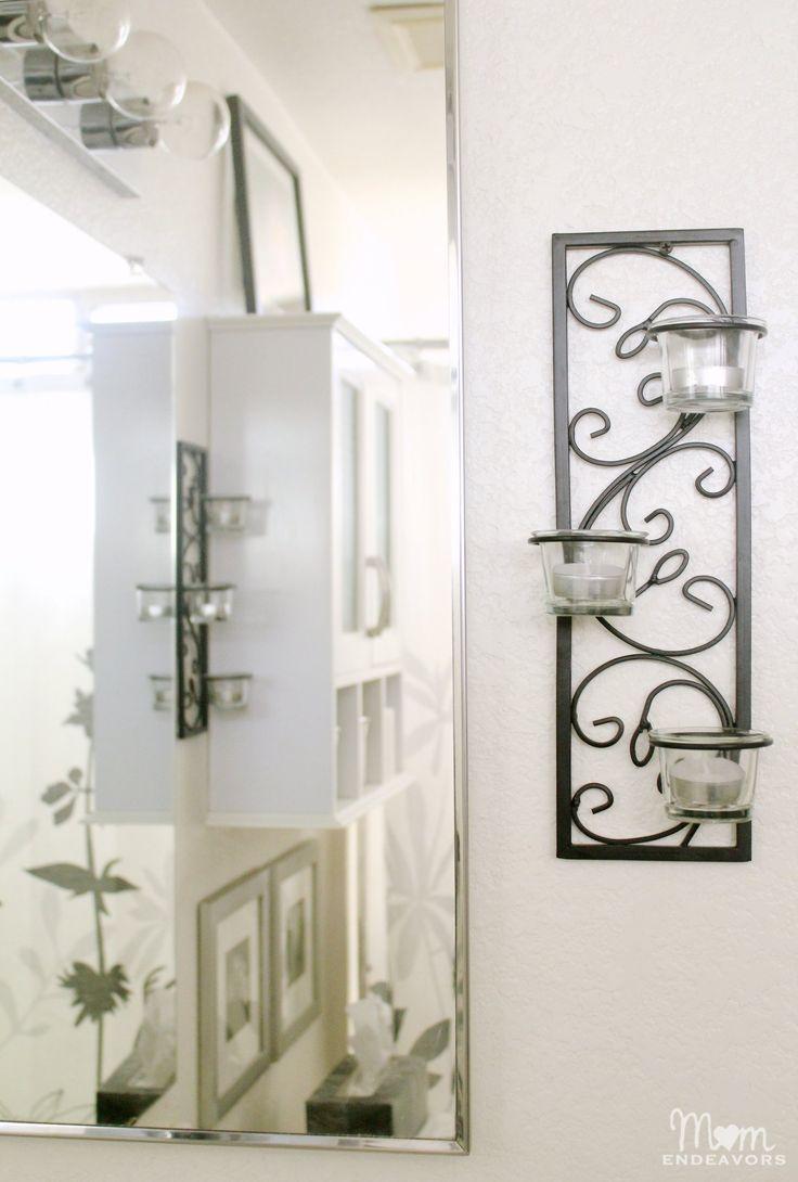 Best 25 Candle Wall Decor Ideas On Pinterest Farmhouse