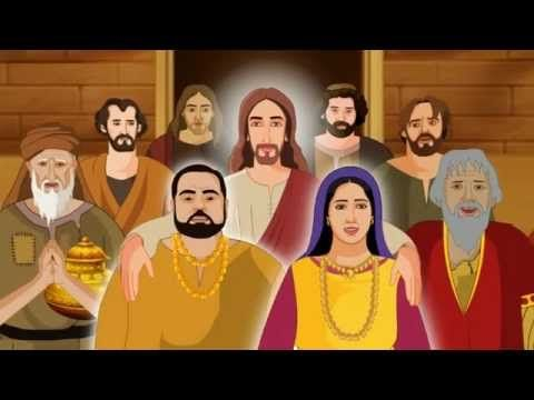 Zacchaeus The Tax Collector Animation Video