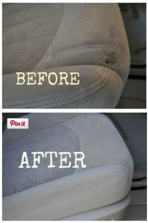clean your car 39 s interior pinterest limpieza hogar limpieza y anclas. Black Bedroom Furniture Sets. Home Design Ideas