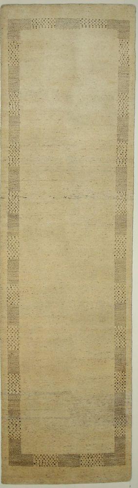 Loribaft Handgeknüpft Teppiche  Moderno 296 x 82 cm orient matto