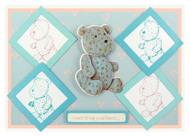Artdeco Creations Brands: Super Cute Supplier of Happiness Cards by Merle Cook