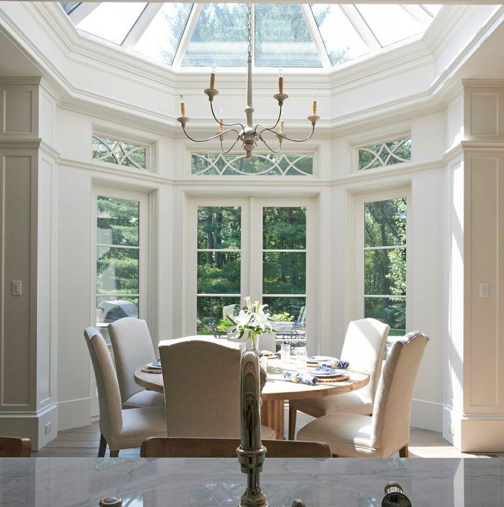 Best 25 glass ceiling ideas only on pinterest for Sunroom breakfast nook