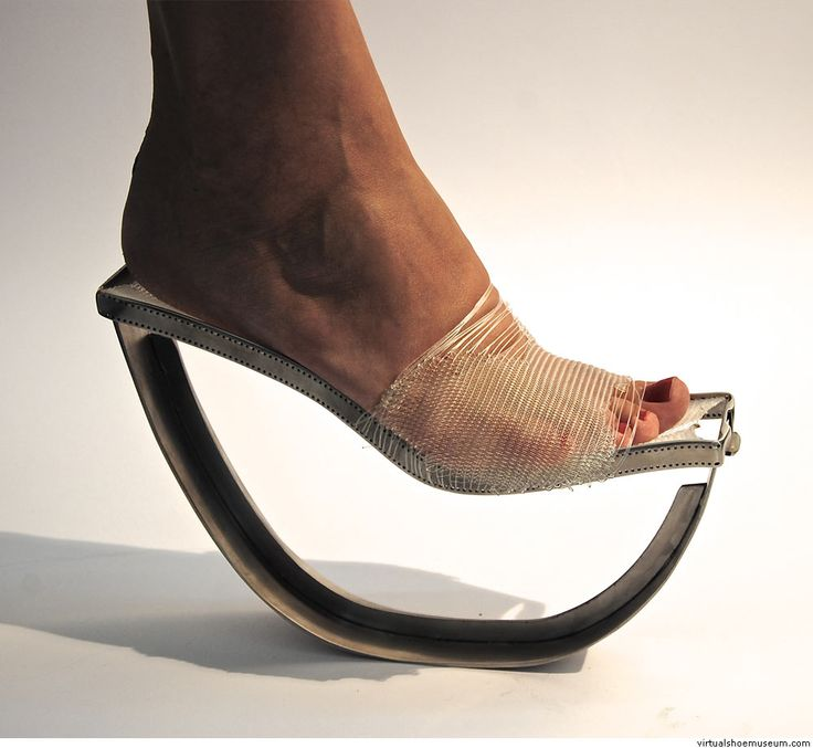 Hammock shoe?  Or maybe something to amuse you while you're in the mental ward.