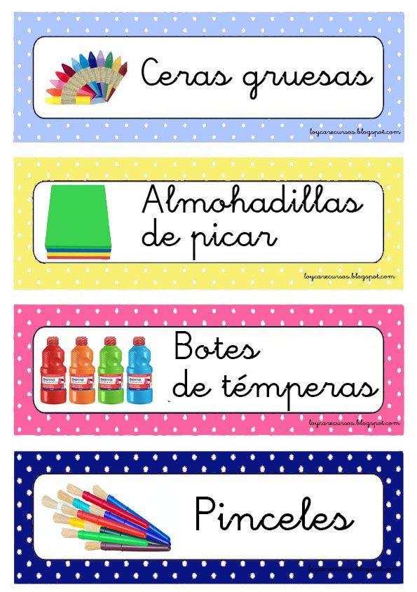 RECURSOS DE EDUCACIÓN INFANTIL