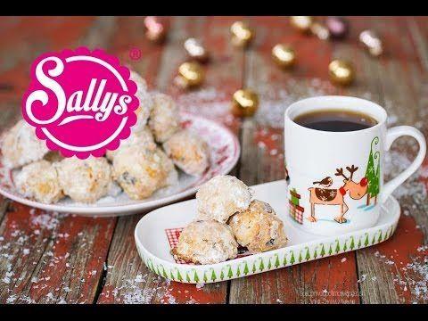 Sallys Blog - Quarkstollen-Konfekt